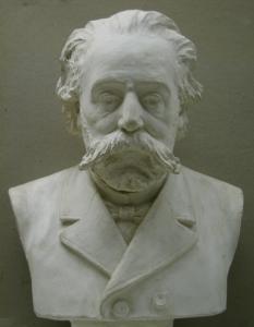 Buste Frans Stracké